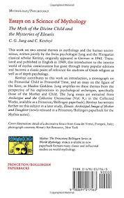 com essays on a science of mythology carl com essays on a science of mythology 9780691017563 carl g jung carl kerenyi books