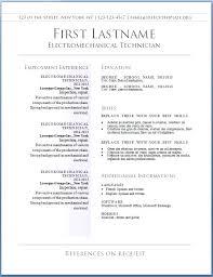 printable cv template free free resume templates microsoft resume template free template john