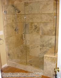 Wonderful Bathroom Remodel Tile Shower Remodeling Showers Alluring Of Ideas Bloggerluv Inside Design