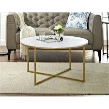 marble and gold round coffee table inch uk