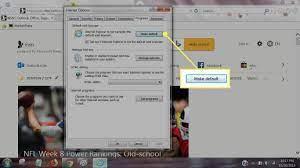 Windows'ta IE11'i Varsayılan Tarayıcı Yapma – Blog
