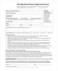 Free Lease Agreement Template Printable Rental Application Room Form ...