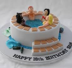97 Mens Birthday Cake Decorating Ideas Sleek Mens Birthday Cakes