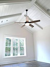 what size ceiling fan small