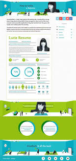 Tips To Writing A Resume How To Write A Resume [INFOGRAPHIC] Howto Resume Infographic 23