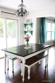 Kitchen Table Makeover White And Grey Kitchen Makeover Nap Times The Potteries And