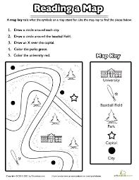 Classroom Map | Lesson Plan | Education.com