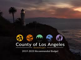 Budget Information Los Angeles County