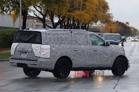 2018 lincoln navigator spy shots. perfect lincoln 2018 lincoln navigator wallpaper for lincoln navigator spy shots
