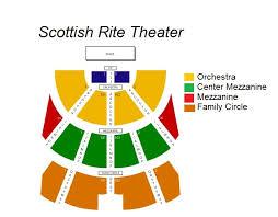 Scottish Rite Auditorium Collingswood Nj Seating Chart