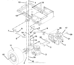 Transaxle dump valves and rear wheels diagram gif