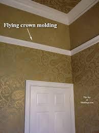bathroom crown molding. Bathroom Wallpaper On Ceiling Crown Molding .