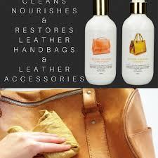 leather handbag cleaning kit