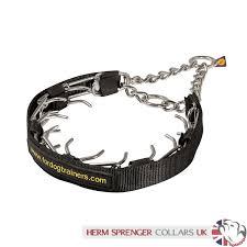 Herm Sprenger Prong Collar Size Chart