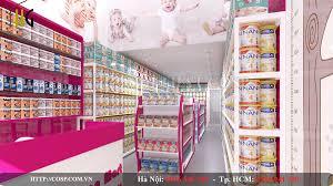 Thiết kế shop mẹ và bé – 62 Nguyễn Tuân