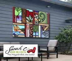 garden wall art nz