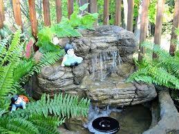 rock waterfall pond small patio pond backyard garden waterfalls kit alpine five level rock pond waterfall rock waterfall pond