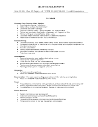 Comprehensive Resume Format Interesting Comprehensive Resume