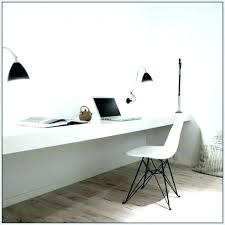 amazing floating desk ideas for design