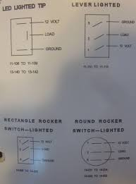 wiring diagrams for k four brand switches doghouse repair wiring diagrams for k four brand switches