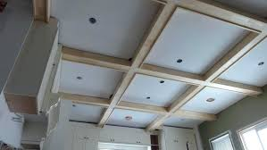 coffered ceiling lighting. Coffered Ceiling Lighting With Recessed Led T