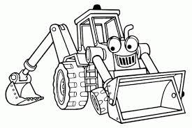 Coloriage Tracteur A Imprimer