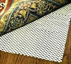 5x7 rug pad rug pad non slip area rug pads for wood floors rug pad hardwood