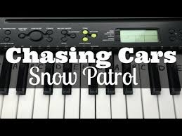 The song is the biggest selling single of the band up to date, especially due to its huge success as a legal download hit. Chasing Cars Snow Patrol Easy Keyboard Tutorial With Notes Youtube