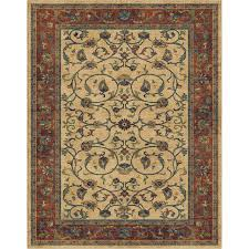 off white area rug. Allen + Roth Breelynn Off White Indoor Oriental Area Rug (Common: 8 X 10