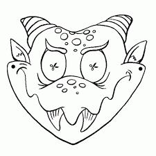 25 Nieuw Masker Carnaval Knutselen Mandala Kleurplaat Voor Kinderen