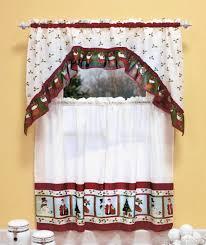 christmas kitchen curtains kenangorgun