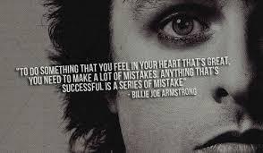 billie joe armstrong | inspirational quotes | Pinterest
