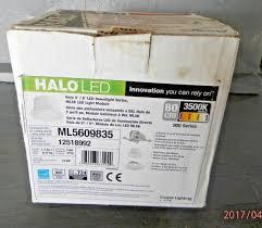 1 led lighting halo light ml5609835 5 6 led recessed light