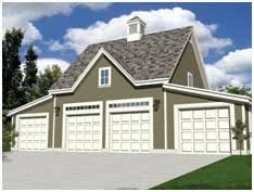 Custom Car Garage Stone 4 Trowel Trades U04ifxyz4 Tandem House Four Car Garage House Plans