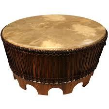 diy drum coffee table look here element 1