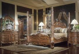 Attractive Canopy King Bedroom Sets Part - 5: White Canopy King ...