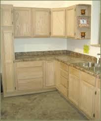 unfinished kitchen cabinets unpainted oak unfinished kitchen cabinets