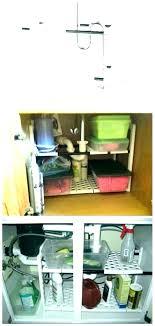 kitchen countertop storage ideas wire sink baskets kitchen counter storage ideas under sink shelves counter storage