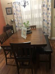 dining table barely used and a full size bed barely used furniture in pittsburg ca offerup