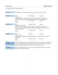 resume formats for free resume business resume template word in business resume templates