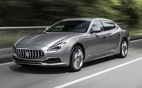 Maserati Quattroporte  C