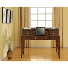 walnut office furniture. dark walnut home office furniture desks work study computer writing c