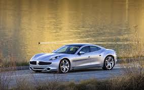 Most Expensive Modern Cars in The World - Fisker Karma Pictures