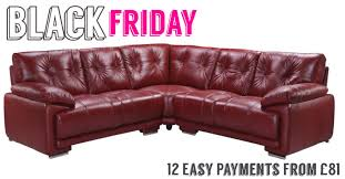 brand new large red leather corner sofa 5 seater black friday sofa s easy pay from 81