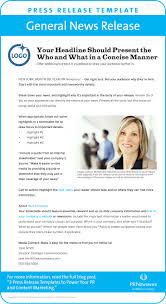 Templates For Press Releases Blog 3 Press Release Templates To Power Pr Content