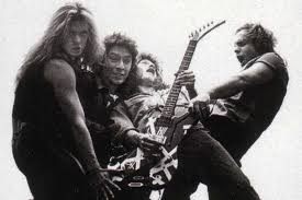 how van halen used tension to build their third al women and children first