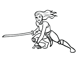 Free Ninja Coloring Pages Download Free Printable And Coloring Pages