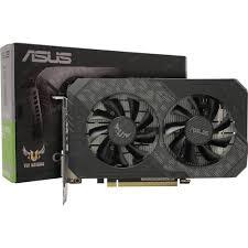 <b>Видеокарта ASUS GeForce</b>® <b>GTX</b> 1660 SUPER OC <b>TUF</b> Gaming ...