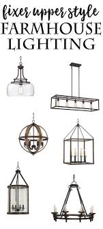 lighting options. Fixer Upper Style Farmhouse Lighting Options At All Price Levels,-mid-range,