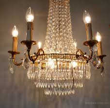 very large french empire style tent chandelier antique lighting antique french chandeliers